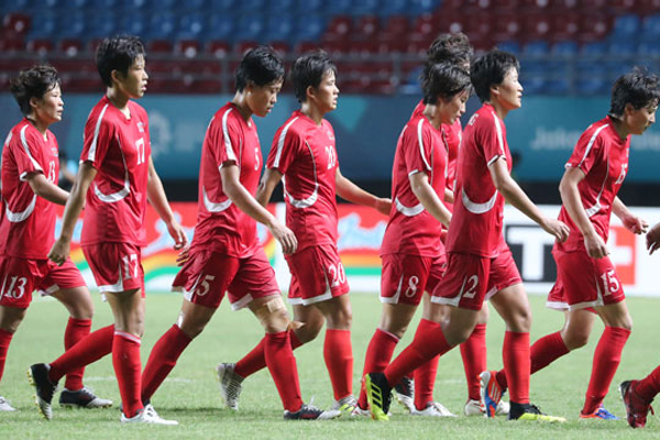 'N. Korea to Skip Women's Olympic Football Qualifier in S. Korea'