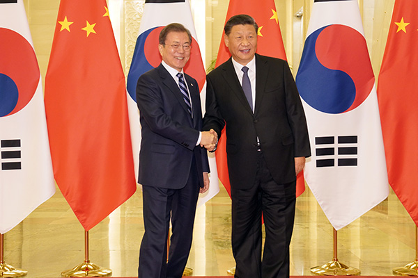Cheongwadae : le voyage à Séoul du président chinois Xi Jinping quasi-confirmé