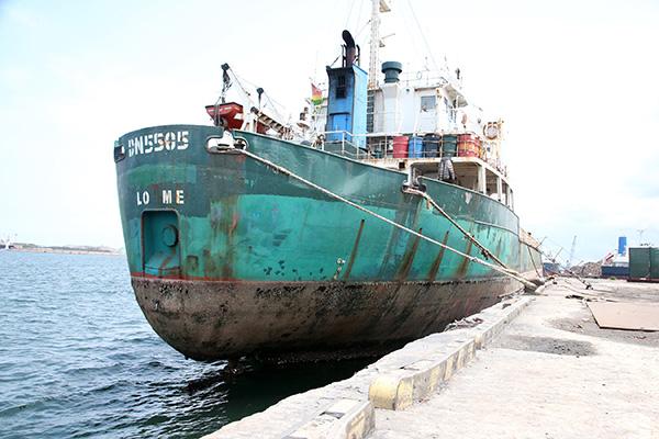 VOA : une centaine de navires soupçonnés d'avoir transporté du charbon et du pétrole au port nord-coréen de Nampo en 2019