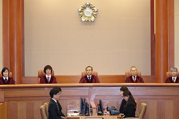 Tòa án Hiến pháp bác đơn kiện của các nạn nhân nô lệ tình dục thời chiến về thỏa thuận Hàn-Nhật 2015