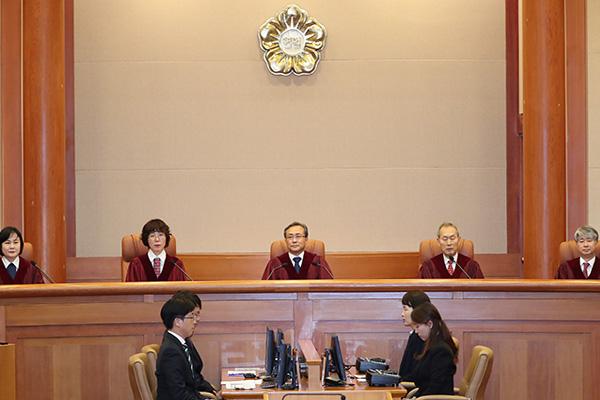 Constitucional no revisará acuerdo Seúl-Tokio sobre esclavitud sexual