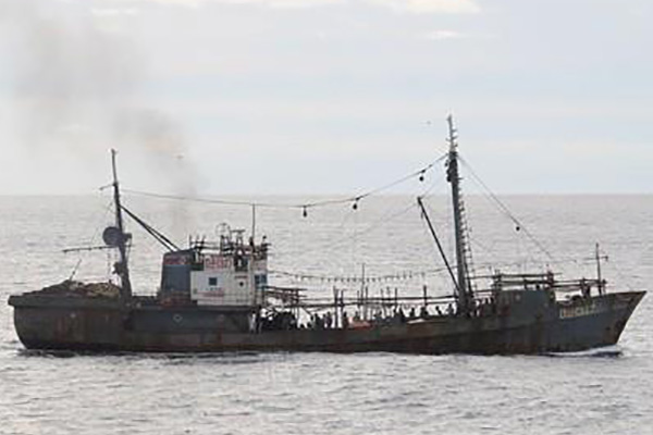 156 tàu cá Bắc Triều Tiên bị đắm ở bờ biển Nhật Bản được phát hiện trong năm 2019