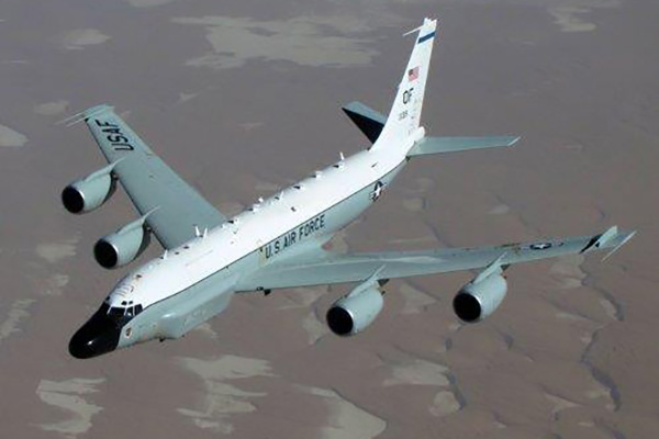 イランの報復攻撃 米空軍、韓国上空の偵察飛行は継続