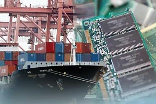 Xuất khẩu Hàn Quốc giảm hơn 10% trong năm 2019