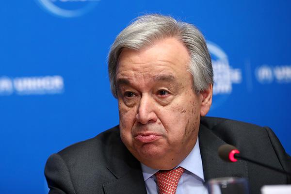 ONU : António Guterres exprime « sa profonde préoccupation » suite aux propos de Kim Jong-un