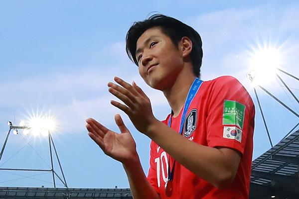 UEFA Counts Lee Kang-in Among 50 Best Promising European Footballers in 2020