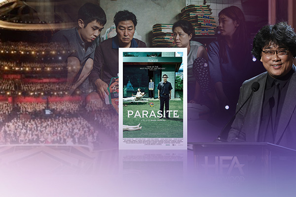 'Parasite' Wins Best Picture Award from US' National Society of Film Critics