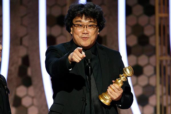 《寄生虫》荣获第77届金球奖最佳外语片奖