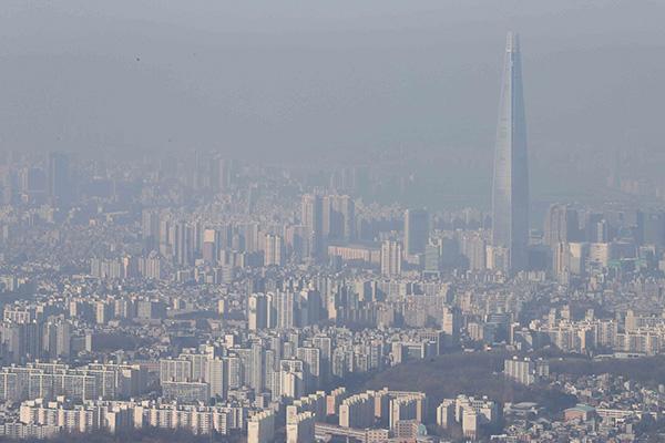 El 19% de PM10 en la atmósfera coreana llega de China