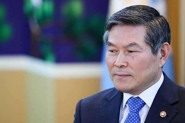 国防部長官 「韓米軍事演習の回数は増えている」