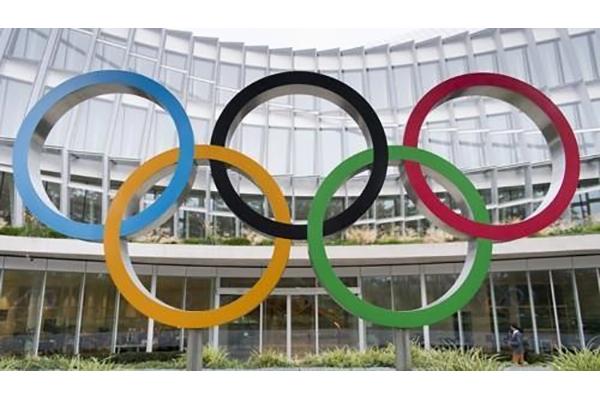 東京五輪に向けた国家代表の公式訓練がスタート