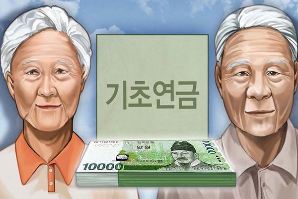 3.25 مليون من المسنين يستفيدون من المعاش الأساسي بدءا من يناير