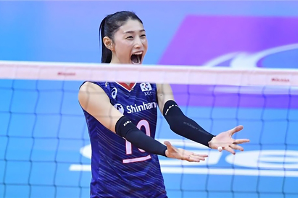 Timnas Bola Voli Putri Korsel Lolos untuk Olimpiade Tokyo 2020