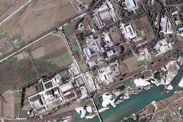 أنشطة غير عادية في مفاعل يونغ بيون النووي الكوري الشمالي