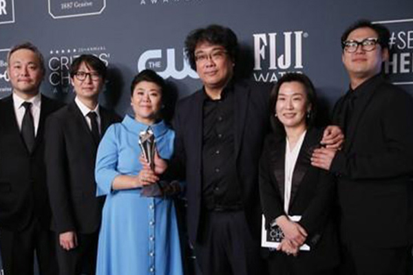 فيلم الطفيلي يحصل على 6 ترشيحات لجوائز الأوسكار