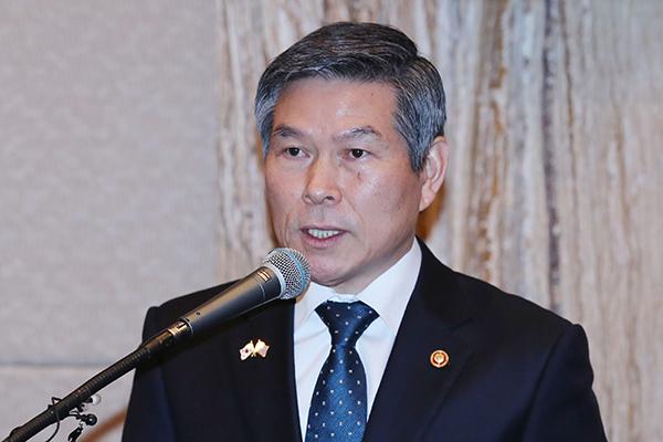 Чон Гён Ду: РК и США не снизили частоту и качество совместных военных учений