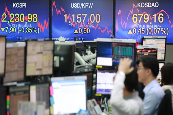 1月15日主要外汇牌价和韩国综合股价指数