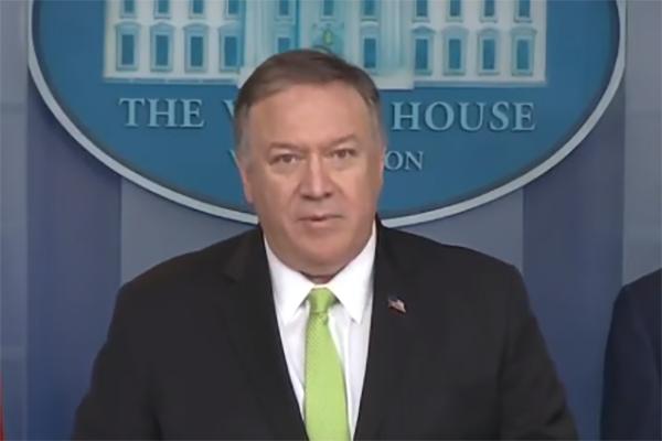 بومبيو يؤكد أن الولايات المتحدة لا تشكل خطرا أمنيا على كوريا الشمالية
