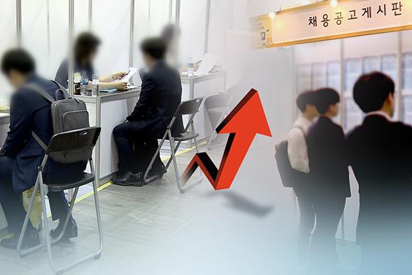 去年の就業者数30万人増加 雇用率は22年ぶり最高値