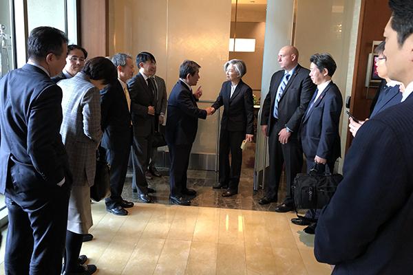 Menlu Korsel dan Jepang Bicarakan Solusi untuk Isu Pembatasan Ekspor dan Pekerja Paksa