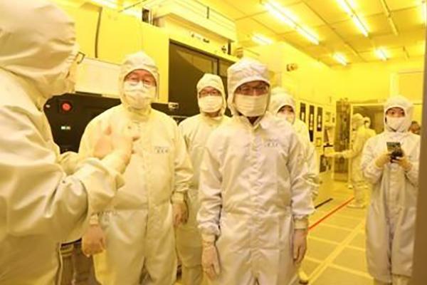 Conflit commercial Séoul-Tokyo : une usine sud-coréenne de résines photosensibles s'agrandit