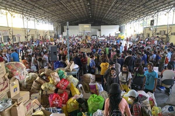 Seúl enviará 200 mil dólares a los afectados por el volcán en Filipinas