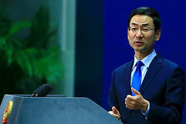 """중국 """"한반도 문제의 정치적 해결 위해 노력할 것"""""""