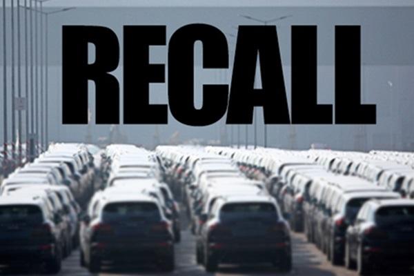 Seis automotrices hacen recall de casi medio millón de coches