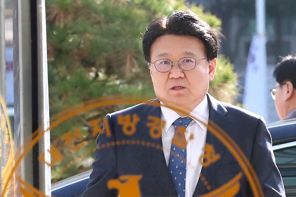 검찰, '청와대 하명 수사 의혹' 황운하 소환통보…경찰청 압수수색