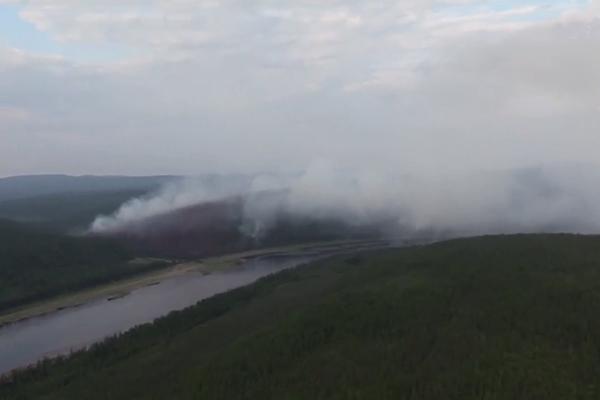 西伯利亚山火影响韩半岛空气质量