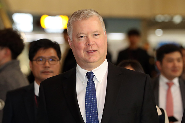 Biegun Reaffirms US Commitment to Nuclear Talks with N. Korea