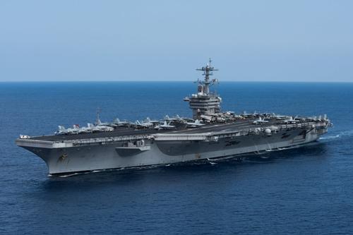 미국 전략무기 한반도 인근 이동…'북한 충격적 행동' 대비하나