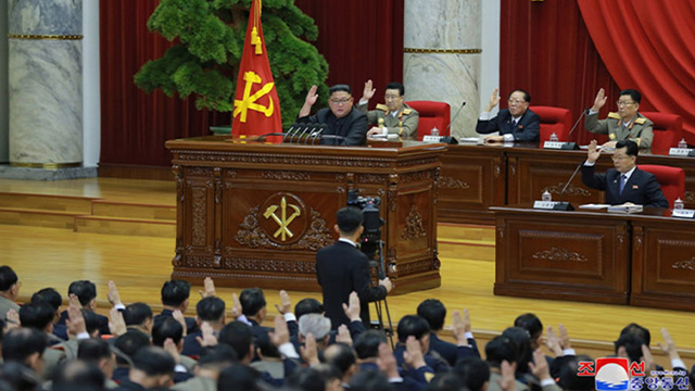 Report: N. Korea Replaces Nearly Half of Party Vice Chiefs