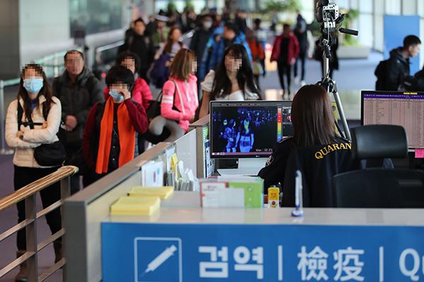 新型肺炎の患者 韓国で初めて確認、中国以外では3か国目