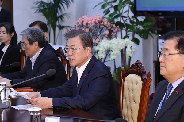 Мун Чжэ Ин: Южнокорейская экономика демонстрирует признаки улучшения