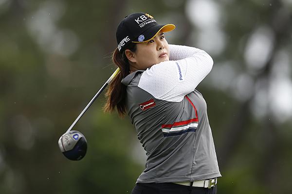 女子ゴルフ世界ランキング パク・インビは14位に上昇