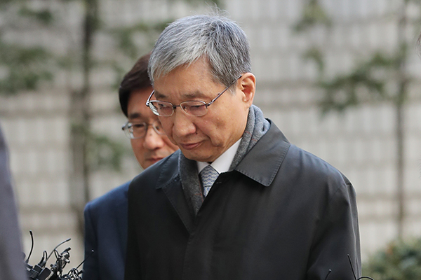 Former Samsung Exec. Appears for Questioning on 2015 Merger