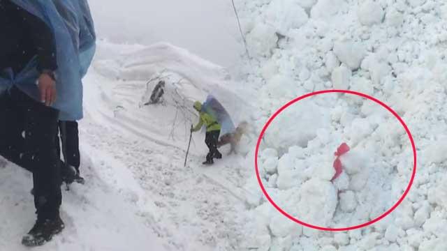Rettungskräfte in Nepal konnten verschüttete Südkoreaner offenbar lokalisieren