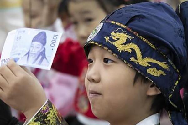 Банк Кореи увеличил выпуск банкнот