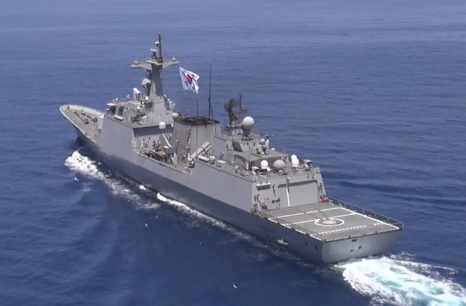 US Welcomes S. Korean Troop Deployment to Strait of Hormuz; Iran Expresses Concern