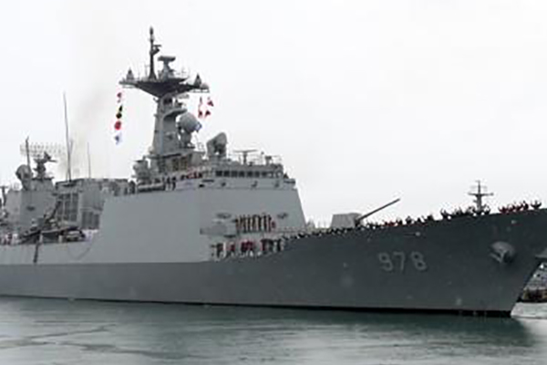 US Welcomes S. Korean Anti-Piracy Unit Dispatch to Strait of Hormuz
