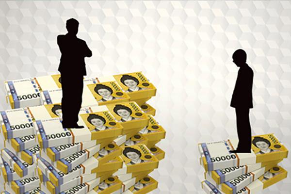 韩国工薪族平均月薪为297万韩元