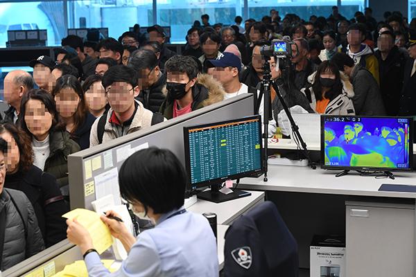 专家认为新型肺炎在韩国全国扩散的可能性不大