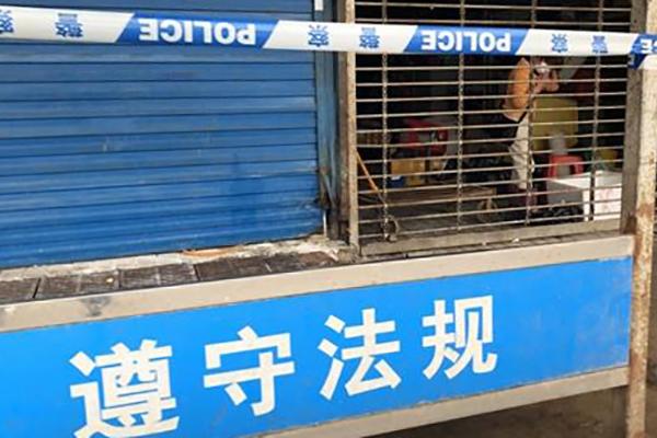 Жителям китайского города Уханя запрещено покидать город