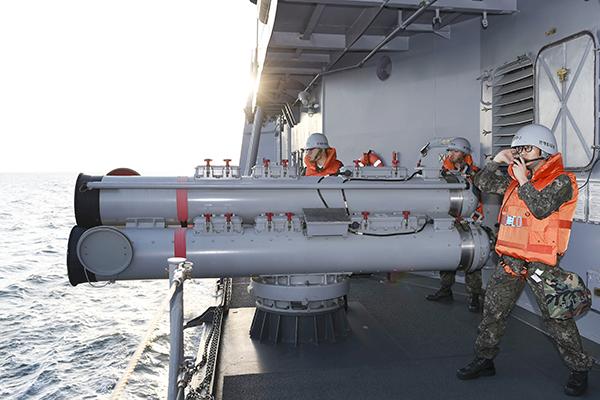 Hàn Quốc sẽ ký hợp đồng sản xuất đại trà ngư lôi hạng nặng thế hệ mới tháng 3 năm 2020