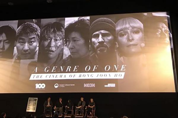 Bong Joon-ho auf Santa Barbara Filmfestival zum Regisseur des Jahres gewählt