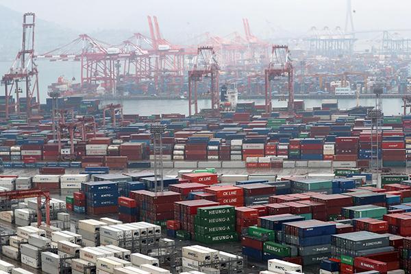Японский экспорт в РК продолжает сокращаться