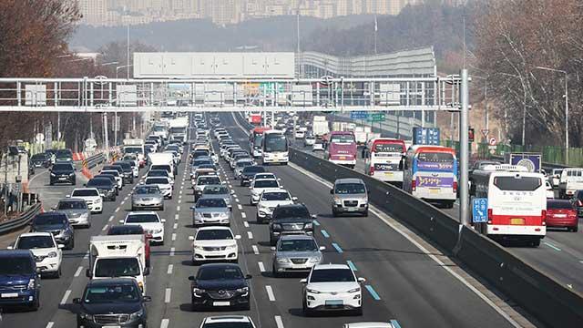 Nouvel an lunaire : les sud-Coréens prennent le volant pour retrouver leurs familles
