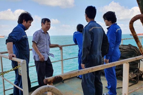 Empat Orang Awak Kapal Korsel yang Ditangkap di Indonesia dalam Keadaan Sehat