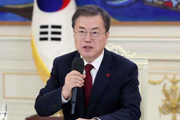 Мун Чжэ Ин: Отсутствие прогресса на переговорах между КНДР и США – прискорбное событие